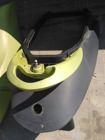 Podstawa fotela mocowanie Sea Doo RXP 215 KM 2005r skuter wodny