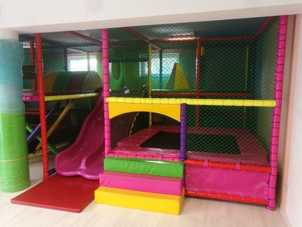 Sala zabaw, małpi gaj, konstrukcja zabawowa