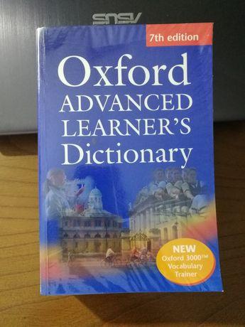 Vendo Dicionário Oxford Advanced Learners Dictionary 7th edition