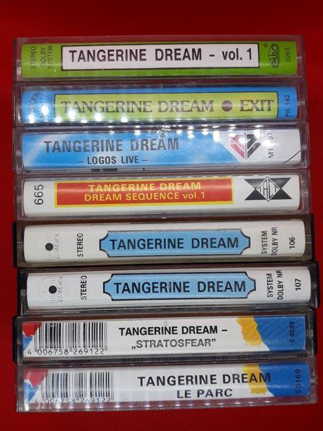 Kasety Tangerine Dream x 5