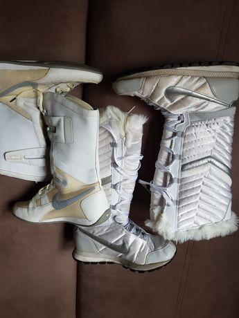 Сапожки Nike оригинал