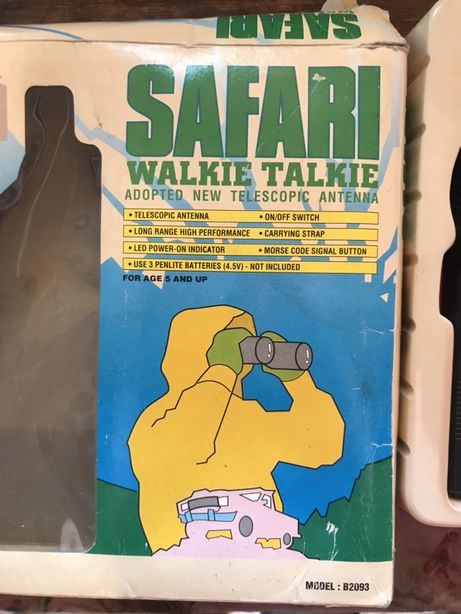 Радиостанции safari