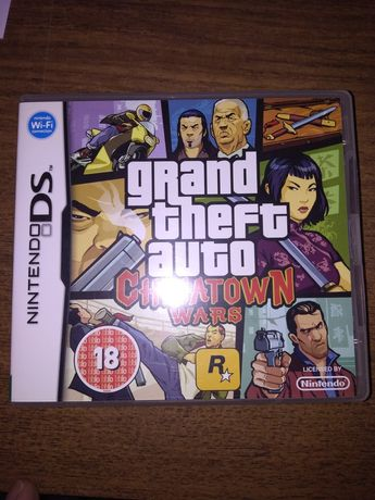 GTA: Chinatown Wars para Nintendo DS