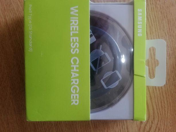 Carregador wireless Samsung compatível com varias marcas e modelos