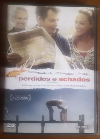 """DVD """"Perdidos e Achados"""""""