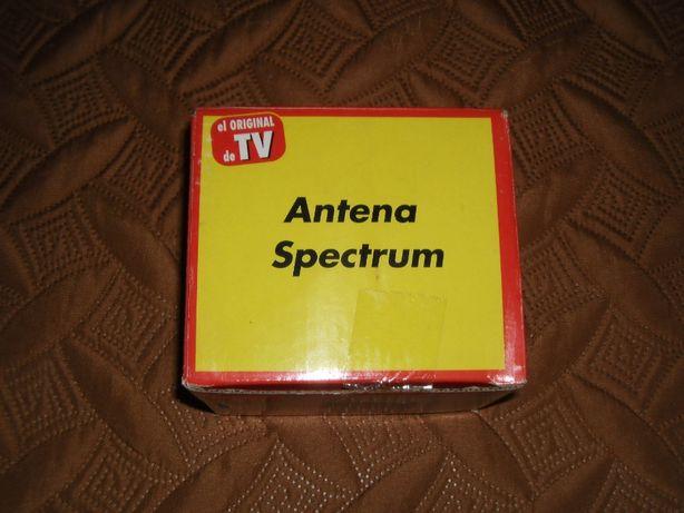 Antena Spectrum para ligar à Parabólica