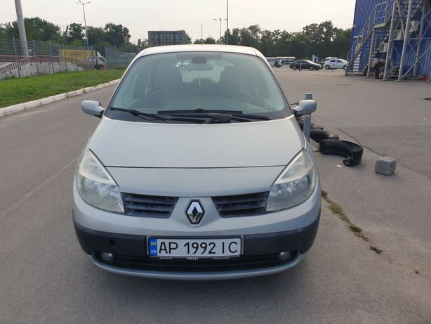 Продам Renault Scenic 2, пригнан из Германии,  в отличном состоянии.