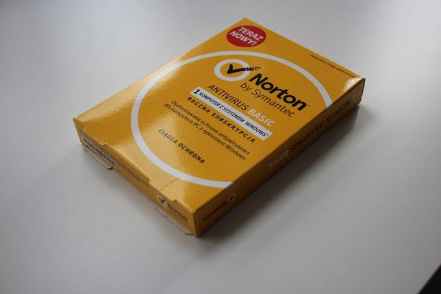 Antivirus Norton Basic - licencja na rok / 12 miesięcy