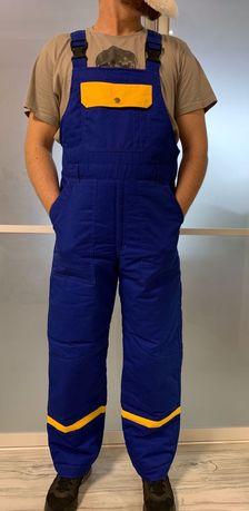 Роба комбинезон рабочий  теплый  спец одежда