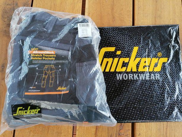 Spodnie robocze Snickers 6241 Stretch roz.100
