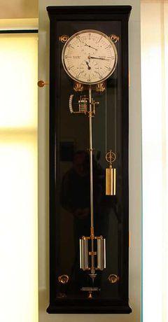 Zegar sekundowy Strasser