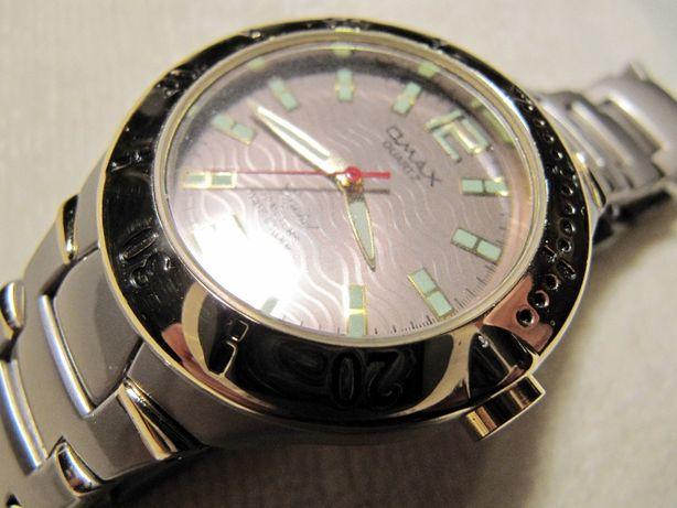 Часы Omax в коллекцию, 2001 года выпуска, сделаны в Корее, новые