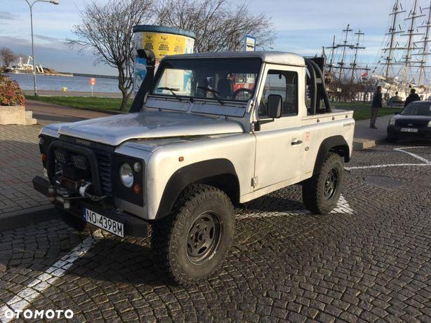 Land Rover Defender Land Rover Defender 90 pickup