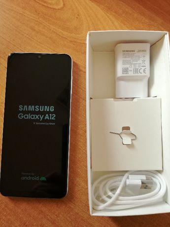 smartfon Samsung Galaxy A12 nowy