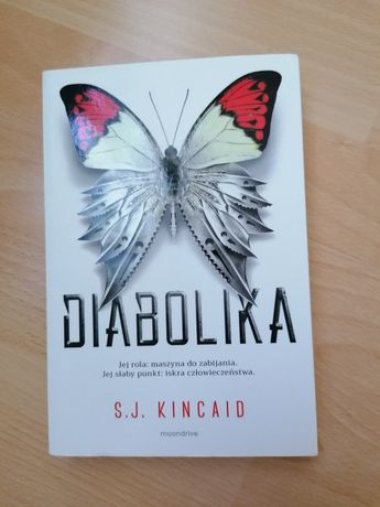 """Diabolka"" S.J Kincaid"