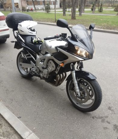 Срочно продам Yamaha Fz 6 (fazer, не suzuki, kawasaki)