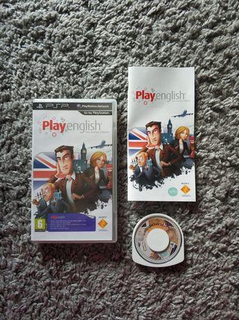 PlayEnglish PSP Jogo