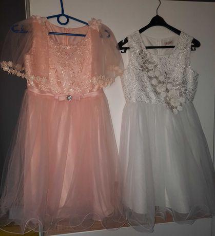 Sukienki dla dziewczynki wizytowe