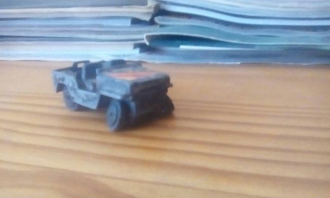 Vendo Jipe Jeep Wiliams antigo (réplica Clássica)