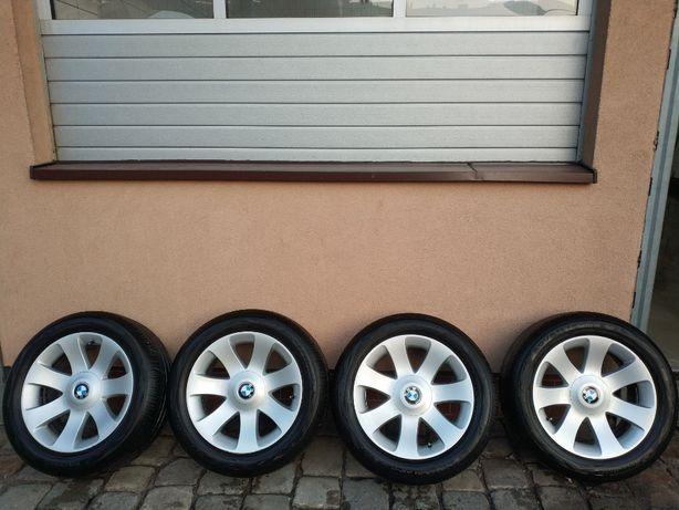Zadbane Koła BMW 18 STYLING 175 5x120+Opony Yokohama jak nowe.Polecam