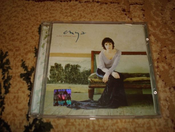 Płyty CD -Enya- a day without rain
