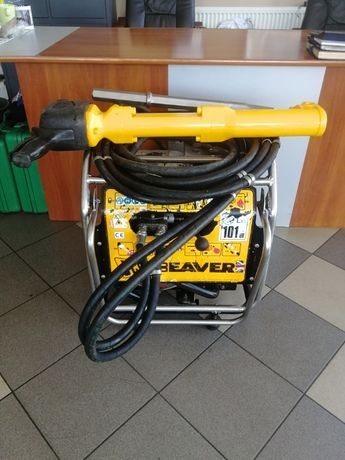 Zestaw hydrauliczny stacja młot JCB BEAVER FV