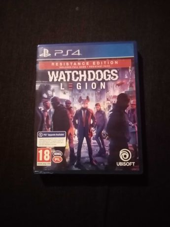 Gra na ps4 Watch dogs legion