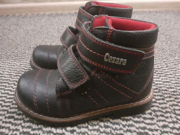 Детские ботинки (ортопедические, демисезонные)