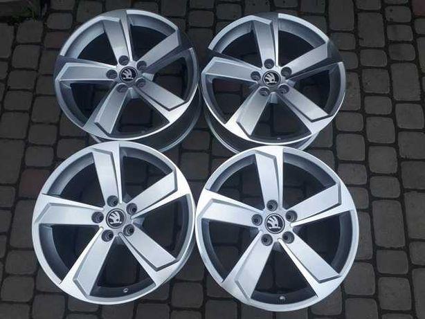 Нові диски R18 5x112 Skoda Audi Seat Volkswagen