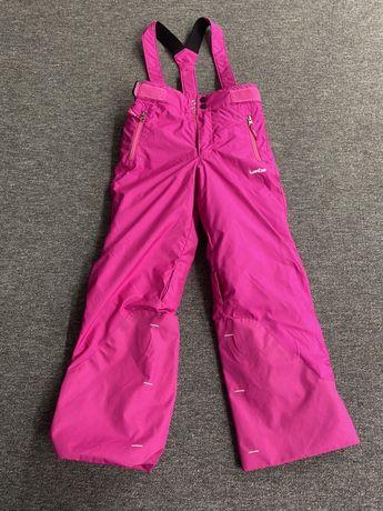 Spodnie narciarskie wedze decathlon 116, 122 6 lat