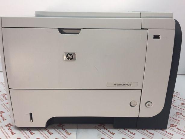 Принтер лазерный HP 3015dn надежный, быстрый, дешевая печать