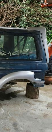 Aileron Hyundai Galloper innovation