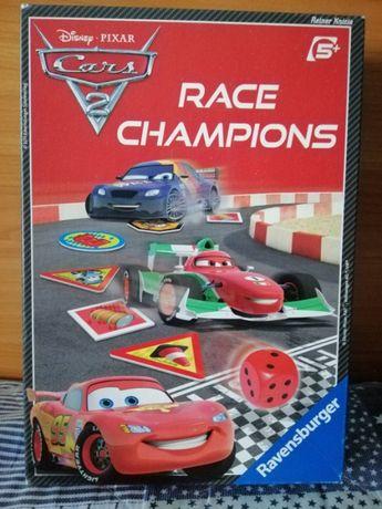 Настольная игра Ravensburger Тачки-2 Чемпионы гонок