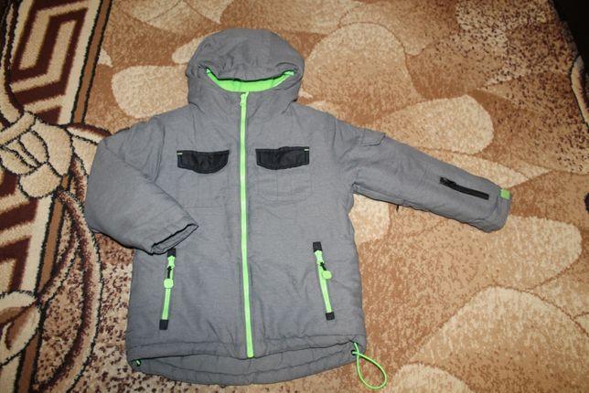 Зимняя термо куртка Cool Club на рост 110 или 5 лет