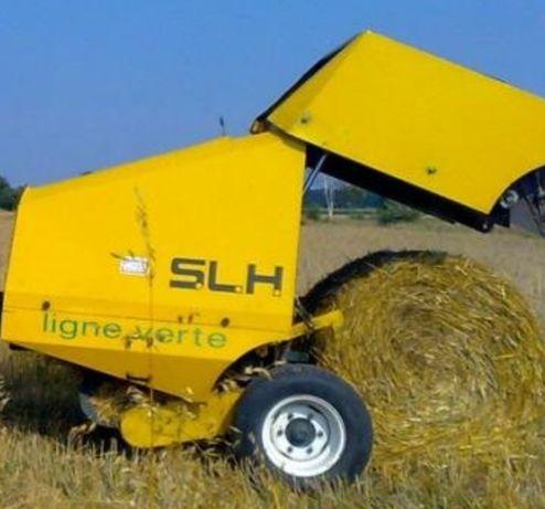 Prasa SLH jak carraro sipma możliwa zamiana na ciągnik