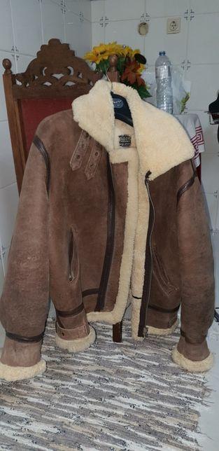 Casaco Aviador B3 bomber jacket