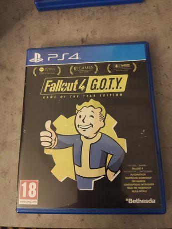 Gra Fallout 4 G.O.T.Y.