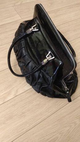 Кожаная Итальянская сумка Gilda Tonelli