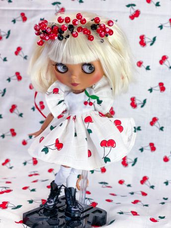 Одежда куклам Blyth Блайз