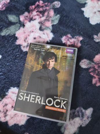 """Sherlock serial BBC """"niewidomy bankier"""" odcinek 2 sezon 1"""
