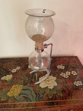 Maquina de cafe de balao antiga