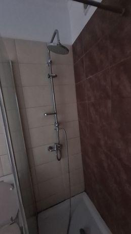 Coluna de duche + chuveiro