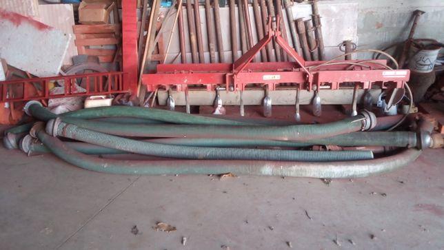 Tubos de Pesca Cisternas