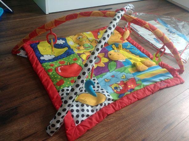 Mata edukacyjna, mata do zabawy Canpol Babies, z pokrowcem