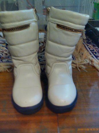 Зимние сапожки 300 рублей!!