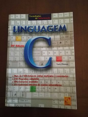 Linguagem C   Luís Damas