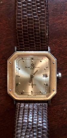 Relógio antigo da Baume & Mercier Genéve