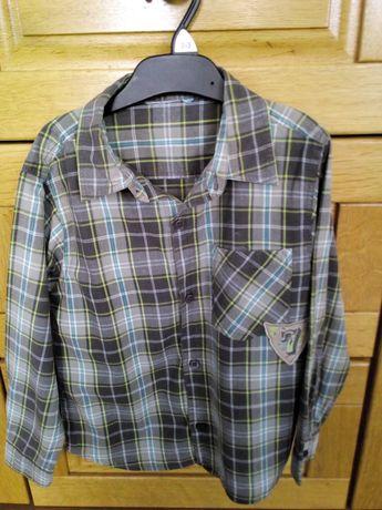 Koszula chłopięca 116