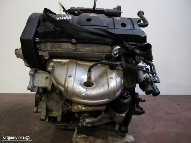 MOTOR CITROEN C4 VTR PLUS 16V 109CV REF: TU5JP4 (NFU)