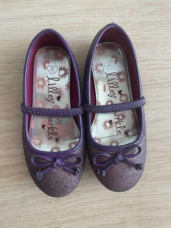 Туфли туфлі туфельки перезувне сменка Lilley Sparcke США 28 18 см